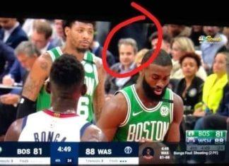 Πώς βρέθηκε ο Κυριάκος στην πρώτη σειρά σε αγώνα NBA