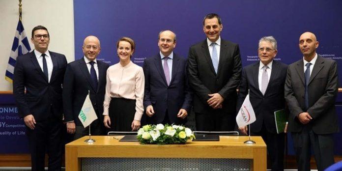 Υπεγράφη το προσύμφωνο για τον East Med – Χατζηδάκης: Για κάποιους μπορεί να είναι εφιάλτης