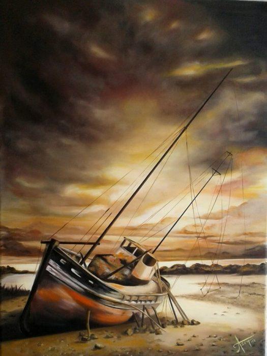 Γκαλερί του Νότου: «Νίκος Καββαδίας ένα ταξίδι Τέχνης με αφετηρία τον Πειραιά»