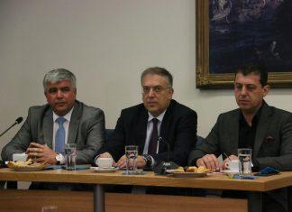 """Θεοδωρικάκος από Πρέβεζα: """"Η Κυβέρνηση θα στηρίξει την Αυτοδιοίκηση με πράξεις και έργα"""""""