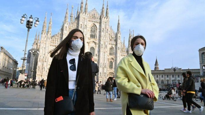 Ιταλία - Κορωνοϊός: Ο εφιάλτης είναι εδώ - 731 νεκροί σε 24 ώρες