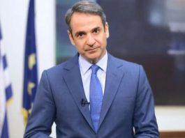 Σύνοδο Κορυφής - Μητσοτάκης: Διεκδικούμε έμπρακτη αλληλεγγύη για το προσφυγικό