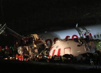 Κωνσταντινούπολη: Ένας νεκρός και 157 τραυματίες στο αεροπορικό δυστύχημα