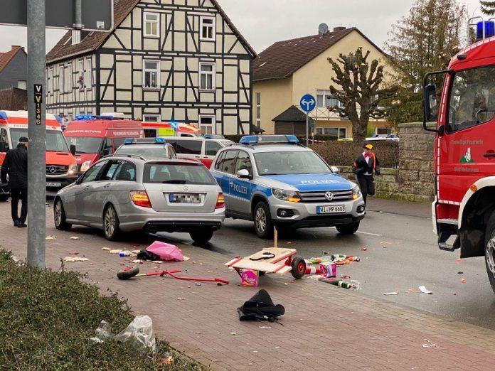 ΓΕΡΜΑΝΙΑ: Αυτοκίνητο έπεσε σε συγκεντρωμένο πλήθος - 10 τραυματίες