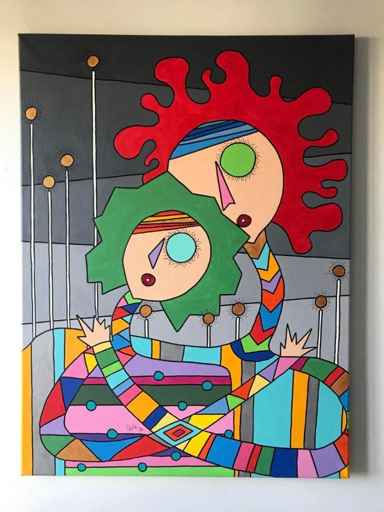 Έκθεση ζωγραφικής: LOVE @ First Sight