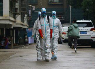 ΚΙΝΑ - κορωνοϊός: Ένας θάνατος και 46 νέα κρούσματα