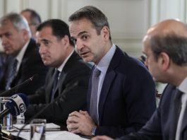 Μητσοτάκης: «Η Ελλάδα θα εξασφαλίζει ανάπτυξη και ευημερία για όλους τους πολίτες»