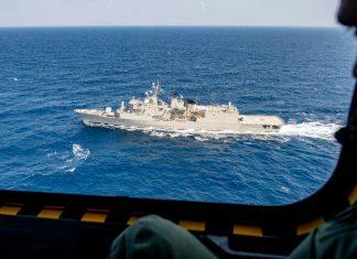Νέα συνεργασία του γαλλικού και του ελληνικού ναυτικού
