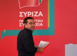 Παρέμβαση Τσίπρα κατά τη διάρκεια συνεδρίασης ΚΟ για κορονοιό