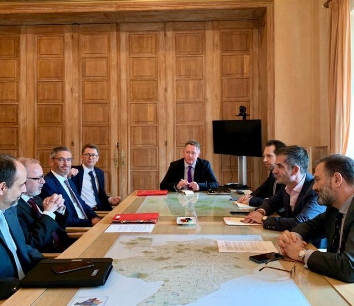Συνεργασία Δήμου και Ευρωπαϊκής Τράπεζας Επενδύσεων