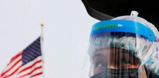 ΗΠΑ - Κορονοϊός: Ρεκόρ με 345 νεκρούς σε 24 ώρες – Σχεδόν 100.000 κρούσματα