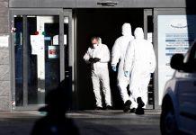 ΙΣΠΑΝΙΑ: Πτώματα μέσα σε γηροκομεία και παγοδρόμια - νεκροτομεία
