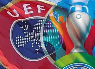 Την μετάθεση του EURO για τον Ιούνιο του 2021