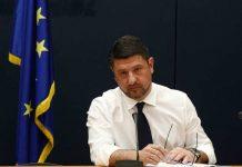 Τα μέτρα που ανακοίνωσε ο Χαρδαλιάς για την Αττική: Υποχρεωτική η τηλεργασία στο 40% σε δημόσιο και ιδιωτικό τομέα