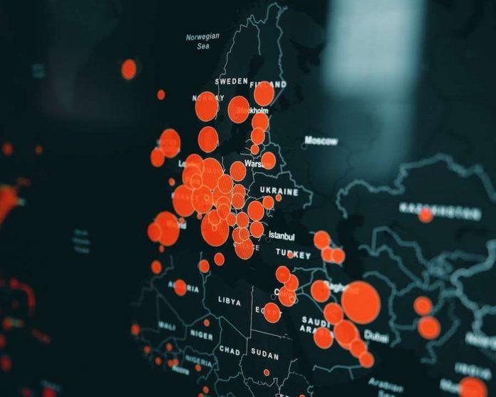 Ο Κορωνοϊός στις Ευρωπαϊκές χώρες