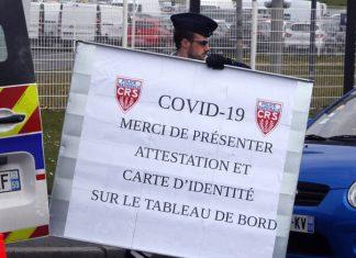 Γαλλία – κορωνοϊός: Καμία ελπίδα χαλάρωσης του περιοριστικών μέτρων