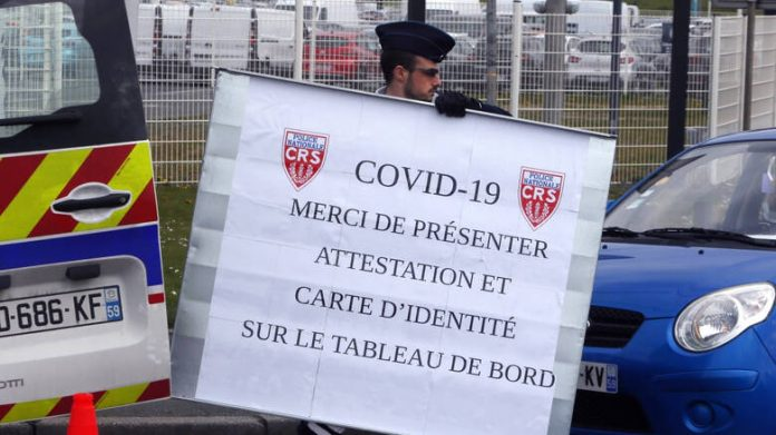 Γαλλία - ΣΟΚ: Νέο αρνητικό ρεκόρ με περισσότερα από 50.000 κρούσματα σε 24 ώρες