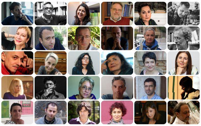 Μεγάλη εβδομάδα στον Αθήνα 9,84 σπουδαίοι Έλληνες συγγραφείς και ποιητές επιλέγουν και διαβάζουν κείμενά τους