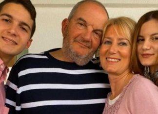 Η οικογενειακή φωτογραφία του Κώστα Καραμανλή στα γενέθλια της συζύγου του