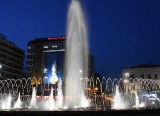 Πλατεία Ομονοίας: Παραδόθηκε ένα μοναδικό σιντριβάνι με τις πιο εξελιγμένες τεχνολογίες