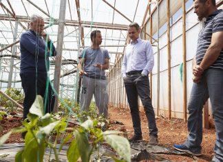 Ο Μητσοτάκης: Ο πρωτογενής τομέας μοχλός ανάπτυξης και ανασυγκρότησης της χώρας