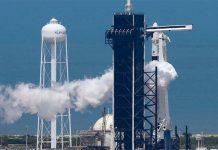 SpaceX: Εκτοξεύθηκε η επανδρωμένη αποστολή προς το Διάστημα!