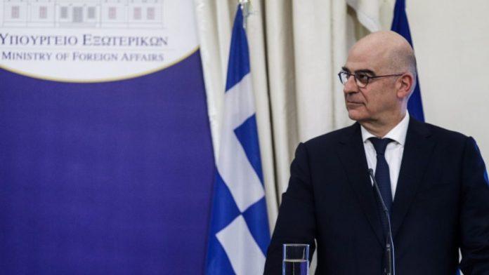 Ο Δένδιας ζήτησε πλήρη εφαρμογή της Συμφωνίας των Πρεσπών