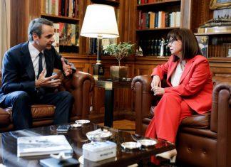 """Μητσοτάκης: """"Η Ελλάδα θα αντιμετωπίσει όλες τις προκλήσεις, με σταθερότητα, με αυτοπεποίθηση και πάντα με προσήλωση στο Διεθνές Δίκαιο"""""""