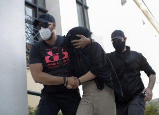 Η δικογραφία και η κατάθεση της 35χρονης που συνελήφθη για την επίθεση με βιτριόλι