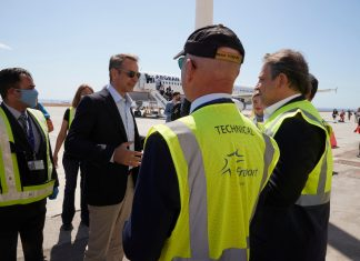 Από την Σαντορίνη ο Μητσοτάκης θα στείλει μήνυμα για ασφαλή επανεκκίνηση της τουριστικής περιόδου