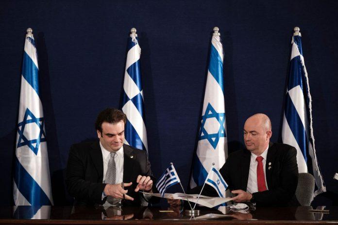Συνεργασία Ελλάδας - Ισραήλ στην κυβερνοασφάλεια