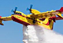 Εύβοια: Πυρκαγιά στις Ροβιές