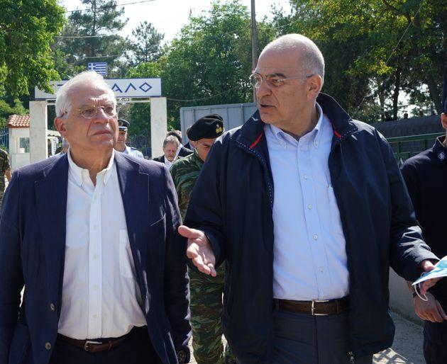Δένδιας: Η Τουρκία έχει ιστορικές ευθύνες στη Λιβύη
