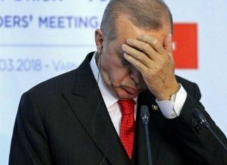"""Γερμανική """"σφαλιάρα"""" στον Ερντογάν από τις επεκτατικές πολιτικές του"""