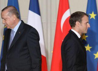 Το Παρίσι ανακαλεί τον πρεσβευτή της στην Άγκυρα