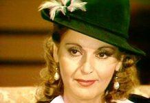 Πέθανε η σπουδαία ηθοποιός Αφροδίτη Γρηγοριάδου