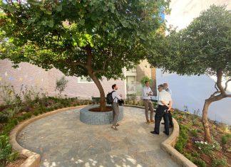 """Δήμος Αθηναίων: Ένα """"πάρκο τσέπης"""" στην Άνω Κυψέλη"""