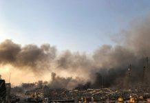ΛΙΒΑΝΟΣ: Εκρήξεις στην Βηρυτό - Δεκάδες νεκροί και χιλιάδες τραυματίες