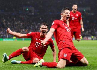 Ο τίτλος του πρωταθλητή Ευρώπης για έκτη φορά στη Μπάγερν Μονάχου