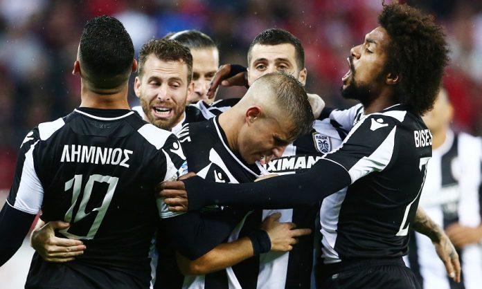 Με 3-1 κέρδισε ο ΠΑΟΚ τη Μπεσίκτας και συνεχίζει στο Τσάμπιονς Λιγκ