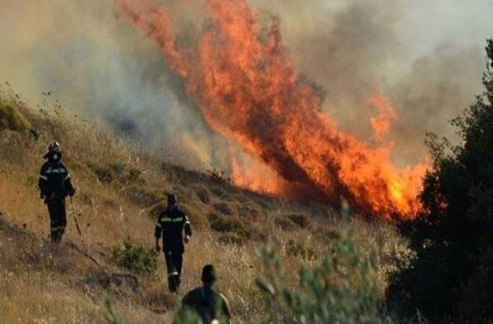 Συναγερμός: Φωτιά σε Καλύβια-Κερατέα
