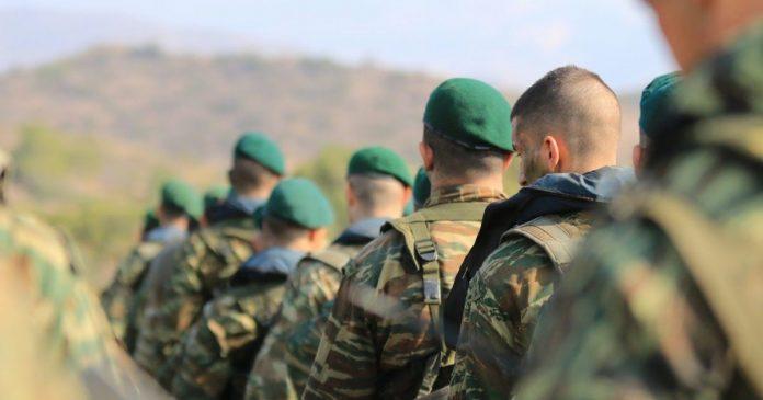 Ελληνικός στρατός: Τεστ για κορωνοϊό σε όλους τους στρατεύσιμους που παρουσιάζονται τον Σεπτέμβριο