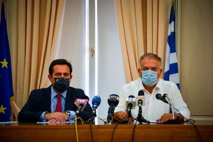 Θεοδωρικάκος από Μυτιλήνη: Η κρίση απαιτεί ενότητα και υπευθυνότητα