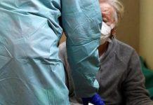 Κυψέλη: Νέα εστία κορωνοϊού – Στον Ευαγγελισμό 12 ηλικιωμένοι