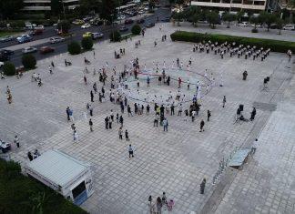 Ο συμβολικός Δρόμος Εκεχειρίας Πνύκα–Καλλιμάρμαρο