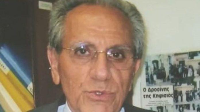 Πέθανε ο δημοσιογράφος Μανώλης Καραμπατσάκης