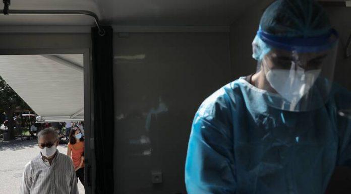 Κορωνοιός: 509 κρούσματα τα 234 στην Αττική - 25 νέοι θάνατοι