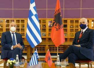 Συμφωνία Ελλάδας – Αλβανίας για προσφυγή στη Χάγη για την οριοθέτηση των θαλασσίων ζωνών