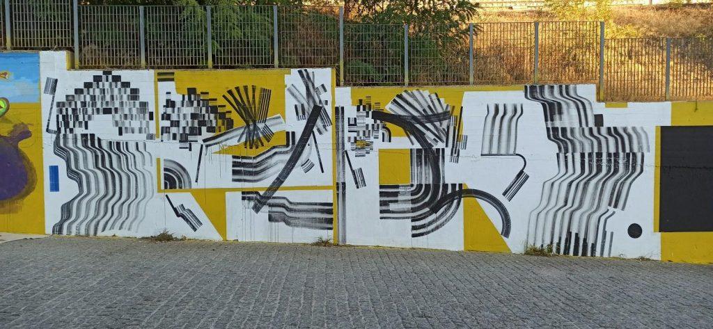 Δήμος Αθηναίων: Με μια εντυπωσιακή τοιχογραφία ξεκίνησαν οι παρεμβάσεις καλλιτεχνών στην πόλη