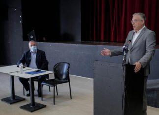 Ο Θεοδωρικάκος ανακοίνωσε έργα 20 εκατ. ευρώ για την Καισαριανή